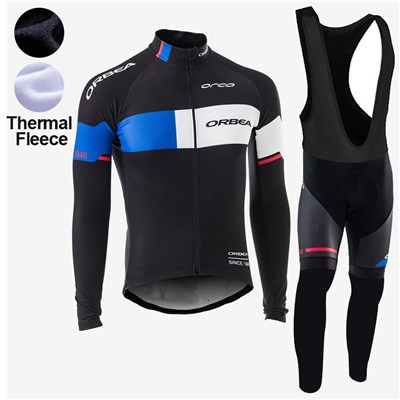52f523fad 2017 Orbea Long Thermal Fleece Cycling Jersey Long Sleeve Ropa Ciclismo  Winter and Cycling bib Pants ropa ciclismo thermal ciclismo jersey thermal