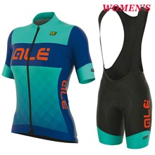 ... 2017 Women s ALE R-EV1 RUMBLES LIGHT BLUE Cycling Jersey Maillot  Ciclismo Short Sleeve and 49f47680d