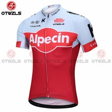 2018 ALPECIN Cycling Jersey Ropa Ciclismo Short Sleeve Only Cycling Clothing cycle jerseys Ciclismo bicicletas maillot ciclismo