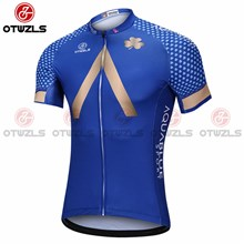 2018 AQUA BLUE Cycling Jersey Ropa Ciclismo Short Sleeve Only Cycling Clothing cycle jerseys Ciclismo bicicletas maillot ciclismo