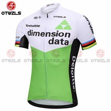 2018 DELOITTE Cycling Jersey Ropa Ciclismo Short Sleeve Only Cycling Clothing cycle jerseys Ciclismo bicicletas maillot ciclismo