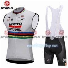 2018 LOTTO Cycling Maillot Ciclismo Vest Sleeveless and Cycling Shorts Cycling Kits cycle jerseys Ciclismo bicicletas