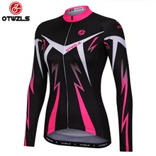 OTWZLS WOMEN Cycling Jersey Long Sleeve Only Cycling Clothing cycle jerseys Ropa Ciclismo bicicletas maillot ciclismo