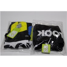 Look short jersey & shorts kit       size M