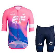 2019 EF PRO Education POC Cannondale Cycling Jersey Short Sleeve Maillot  Ciclismo and Cycling Shorts Cycling 7ed839410